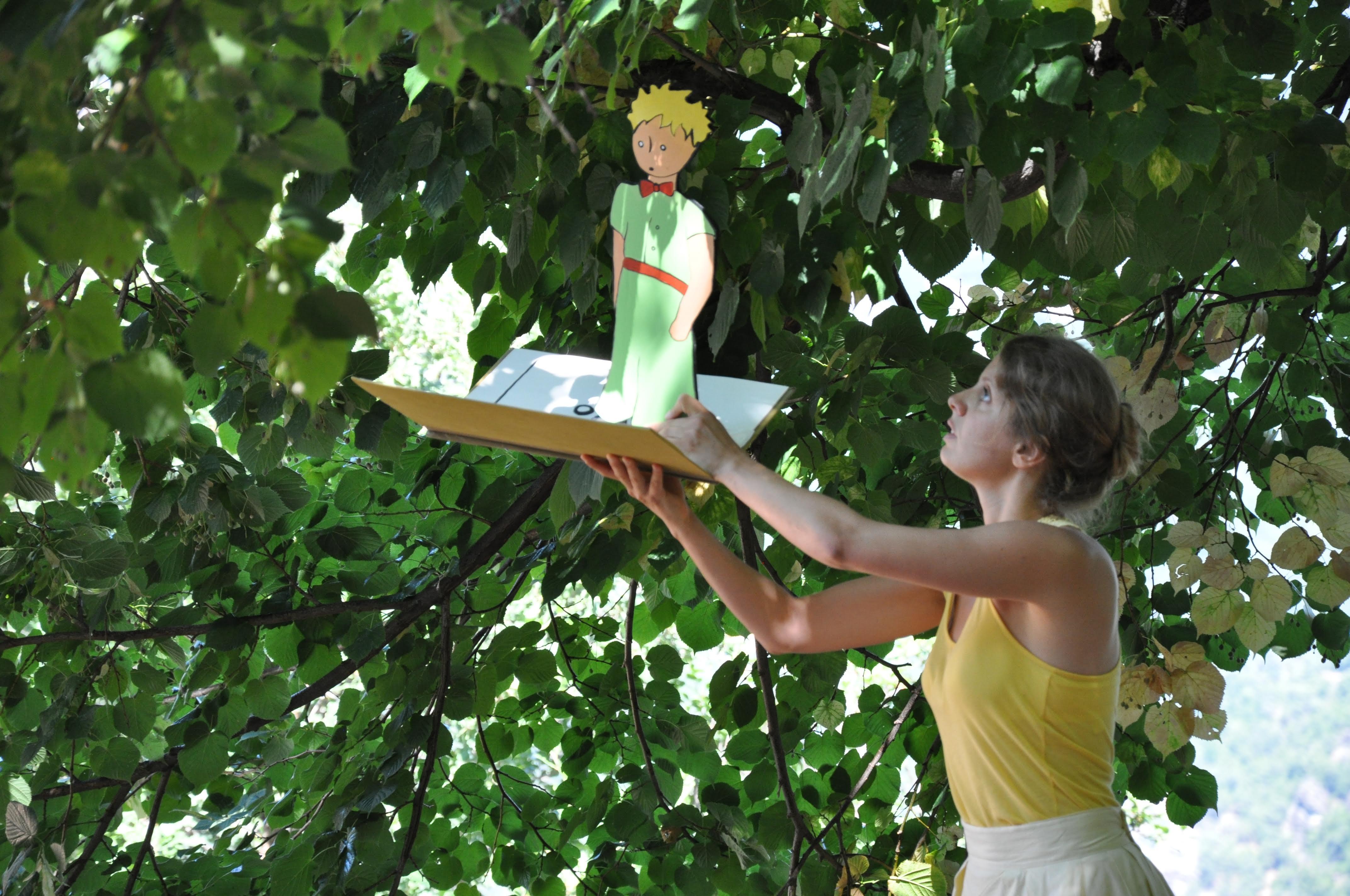 Le Petit Prince (crédit photo : Mathilde Foltier-Gueydan)